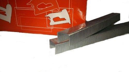 Boîte d'agrafes Unicair type 80x 6mm 20000unités