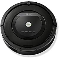 iRobot Roomba 880 Saugroboter (33 Watt, AeroForce Reinigungssystem mit Gummi-Extraktoren) schwarz