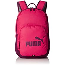 Puma Fase Backpack Mochila, Color Love Potion/Dark Purple, tamaño 31.5 x 13.5