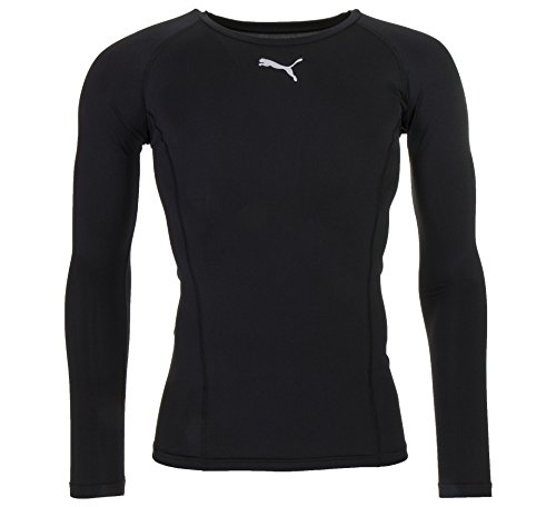 Puma Herren Liga Baselayer Tee Ls Shirt