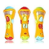 Jzhen Kinder Mikrofon Spielzeug