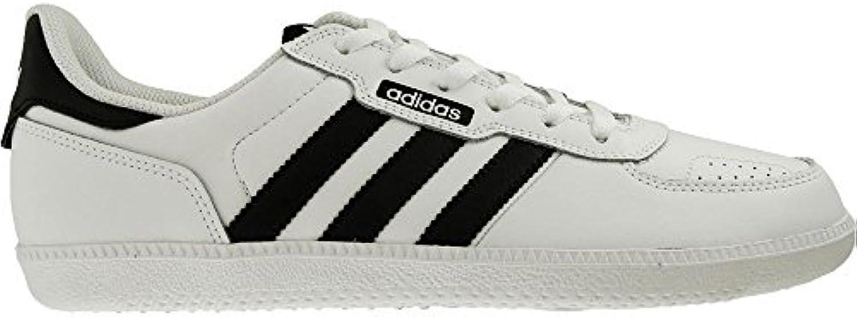 adidas LEONERO - Zapatillas deportivas para Hombre, Blanco - (FTWBLA/NEGBAS/AZUCIE) 45 1/3