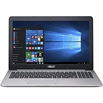ASUS VivoBook K501UX-FI277T 15.6 inch Ultra HD Notebook (Intel Core i7-6500U Processor, 16 GB RAM, 256 GB SSD, Ultra HD 3840x2160 Screen, NVIDIA GeForce GTX 950M 2 GB GDDR3, Windows 10)