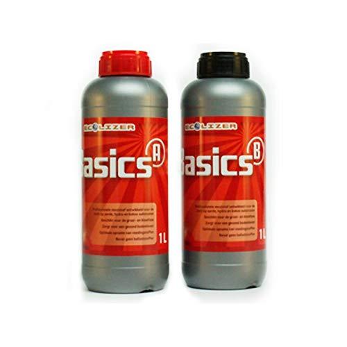 Ecolizer Basics A+B 1L Dünger Wuchs Wachstum Stickstoff Kalium Phosphor Grow