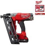 Milwaukee 4933451570 - M18cn16ga-202x clavadora 18v m18 fuel sin escobillas clavo tipo 1,6mm, de 32-63mm, 2x m18b2