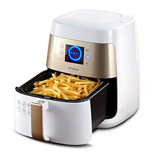 LXYFMS Air Friteuse 2.5L Home Smart Kein Frittieren Barbecue