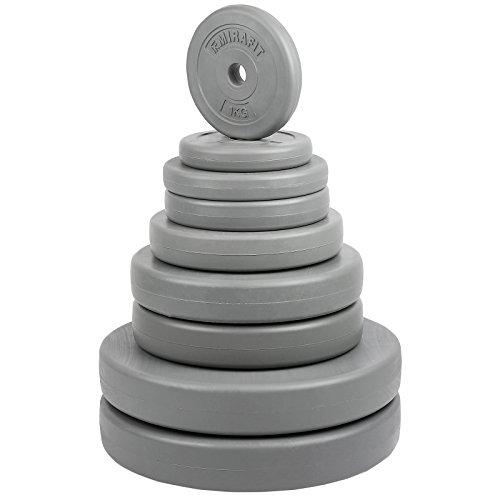 mirafit-disques-de-poids-libre-25cm-en-vinyle-2x25kg