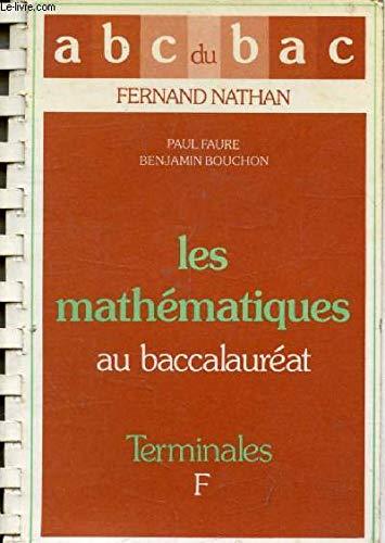Mathematiques term f par (Broché - May 24, 1991)