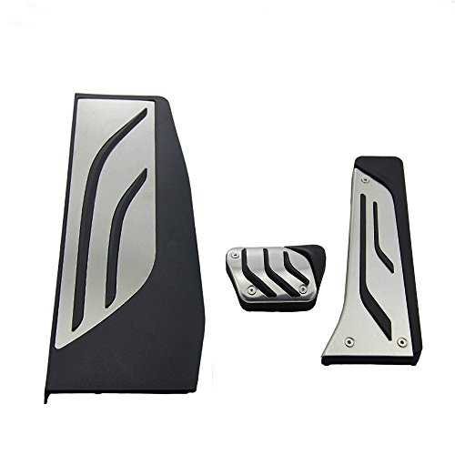 Preisvergleich Produktbild Di&Mi 3 Series AT Pedalauflagen Pedale Bremse Fußstütze Pedalset