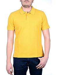 Polo uomo cotone Peuterey Chirita 2017 gialla