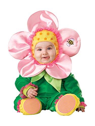 Baby Kostüm Blossom - Baby Blossom Costume Toddler, grn, 68-80 fr 6 bis 12 Monate