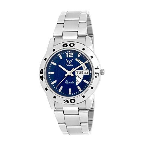 Fogg Analog Blue Dial Women's Watch 4035-BL