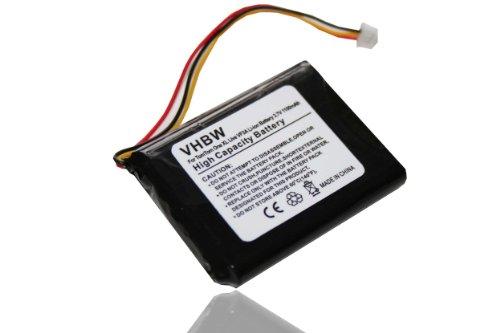 Batterie pour Tomtom Tom Tom One XL, One V2/V3