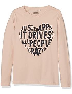 NAME IT Mädchen T-Shirt Nitjat Ls Top F Nmt