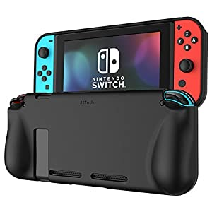 JETech Protective Case for Nintendo Switch 2017, Grip Cover with Shock-Absorption and Anti-Scratch D