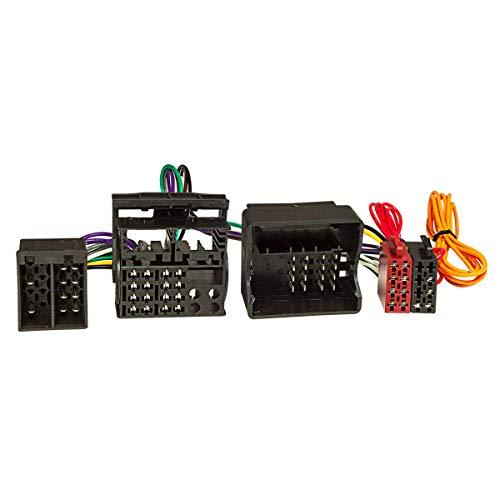 tomzz Audio 7334-001 T-Kabel ISO für Mercedes (Audio 20/30) zur Einspeisung von Freisprecheinrichtung ISO Verstärker für THB Parrot Dabendorf i-sotec Match