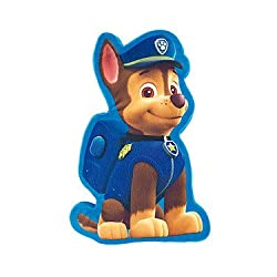 Paw Patrol Character Cushion - Chase