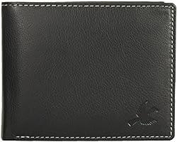 HORNBULL Black Men's Wallet