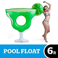 BigMouth Inc BMPF-MG Giant Margarita Pool Float