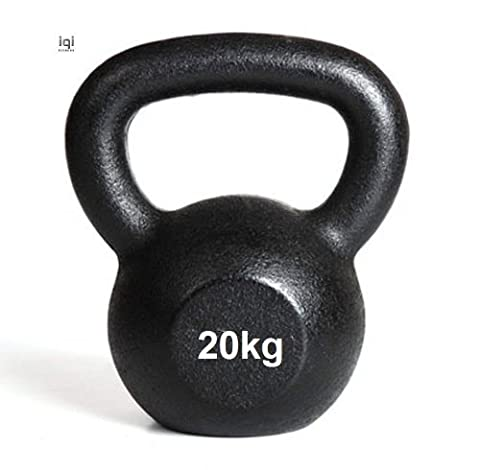 Kettlebell 20 kg Cast