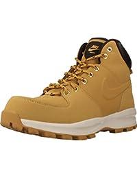 outlet store 53670 2ab66 Nike Manoa Leather, Chaussures de Randonnée Hautes Homme