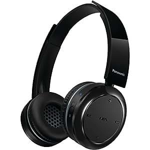 Panasonic RP-BTD5-K On-Ear Wireless Bluetooth Headphone