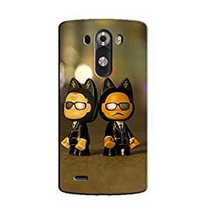 FUNNY TOYS BACK COVER FOR LG G3
