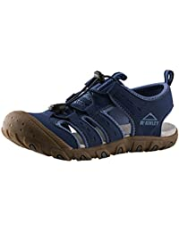 ebb2795b6d McKINLEY Korfu Jr, Chaussures de Randonnée Basses Mixte Enfant, Blau (Navy  Dark 515