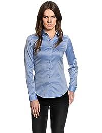 d8d518df2367 Amazon.it  camicia azzurra - 42   Bluse e camicie   T-shirt