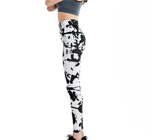 YICHUN - Leggings sportivi -  donna 16#