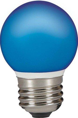 Preisvergleich Produktbild Sylvania LED-Lampe0,5 Watt 230 VoltE14 blau in TROPFENFORM für Dekozwecke für innen und außen