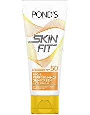 Pond's Skin Fit Pre Work Out High Performance Sunscreen SPF50 100 g