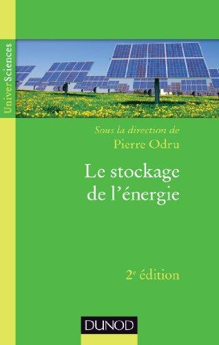 Le stockage de l'énergie - 2e édition