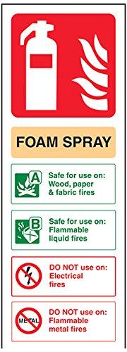 vsafety-11003-aj-r-cartello-estintore-schiuma-spray-id-plastica-rigida-verticale-100-mm-x-280-mm-col