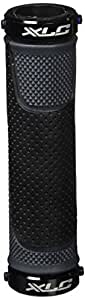 XLC Griffe Ringo GR-S05, schwarz/grau, 130 mm, 2501585400