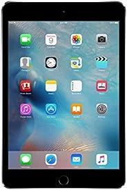 Apple iPad Mini 4 WiFi 16GB Space Grey (Renewed)