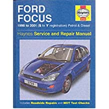 [(Ford Focus Service and Repair Manual)] [ By (author) R. M. Jex, By (author) Peter Gill ] [November, 2001]