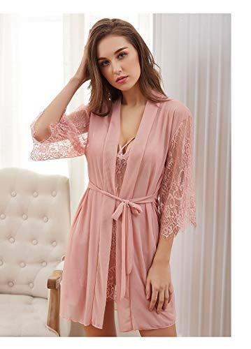 Pyjamas Sexy Dessous Frauen Nachtwäsche Sommer Pyjama Femme 3 Stücke Sets Home Kleidung Für Frauen EL