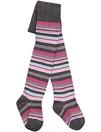 i2i – Collants pour filles avec motif riche en coton