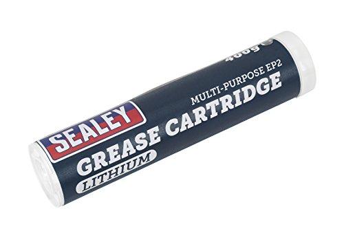 sealey-sgc1-grease-cartridge-ep2-lithium-400g