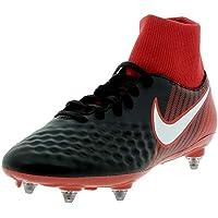 Nike Magista Onda II Df Gs Scarpini Calcio Uomo Neri Rossi (40.5) 5cee9bf08e7