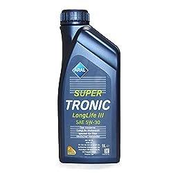 Aral Super Tronic Longlife III 5W-30 Motorenöl , 1 Liter