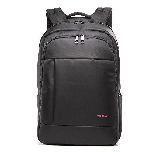 Tigernu 15,6 pollici Laptop Backpack con separato vano Business Travel School Bag Black