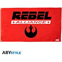 Preisvergleich für AbyStyle Abysse Corp _ abydct029 Star Wars – Flagge Rebels (70 x 120)
