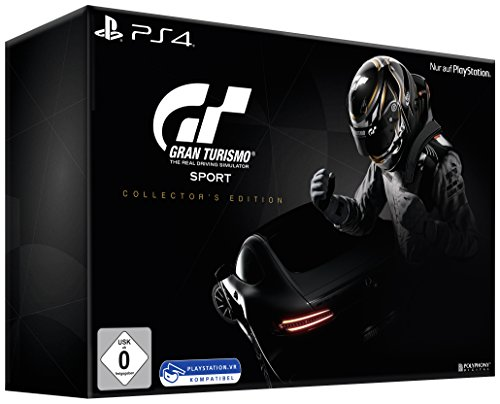 Gran Turismo Sport - Collector's Edition  - [PlayStation 4]