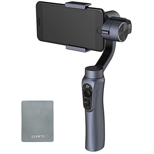 Preisvergleich Produktbild Zhiyun Smooth-Q 3-Achsen Hand-Kardanstabilisator für Smartphone (D)