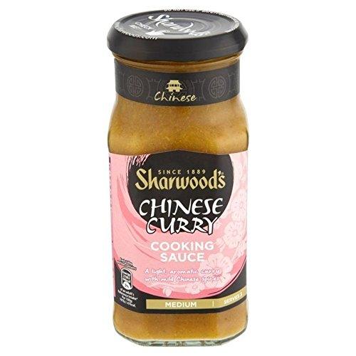 sharwood' S chinesischen Curry Sugo von Kochen 425G (Packung von 6)