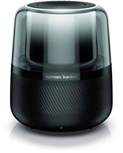 Harman Kardon Allure - Diffusore wireless a controllo vocale (integrato Amazon Alexa),...