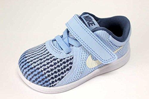 Nike 943308 401 Unisex Kinder Lauflernstiefel Kaltfutter, Größe 21.0
