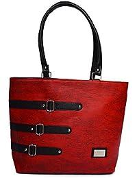 Vintage Stylish Ladies Multi Color Handbag (Bag 298)